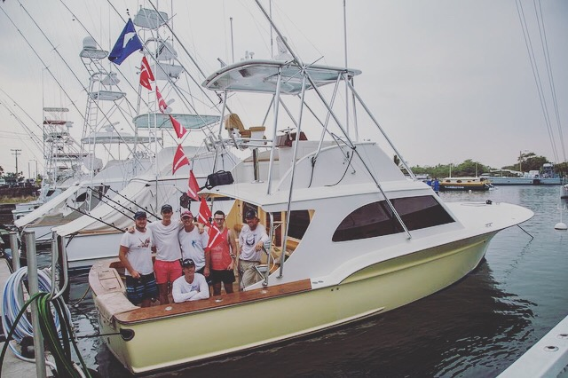 Pursuit Sets Kona Record For Most Blue Marlin Caught In One Day!