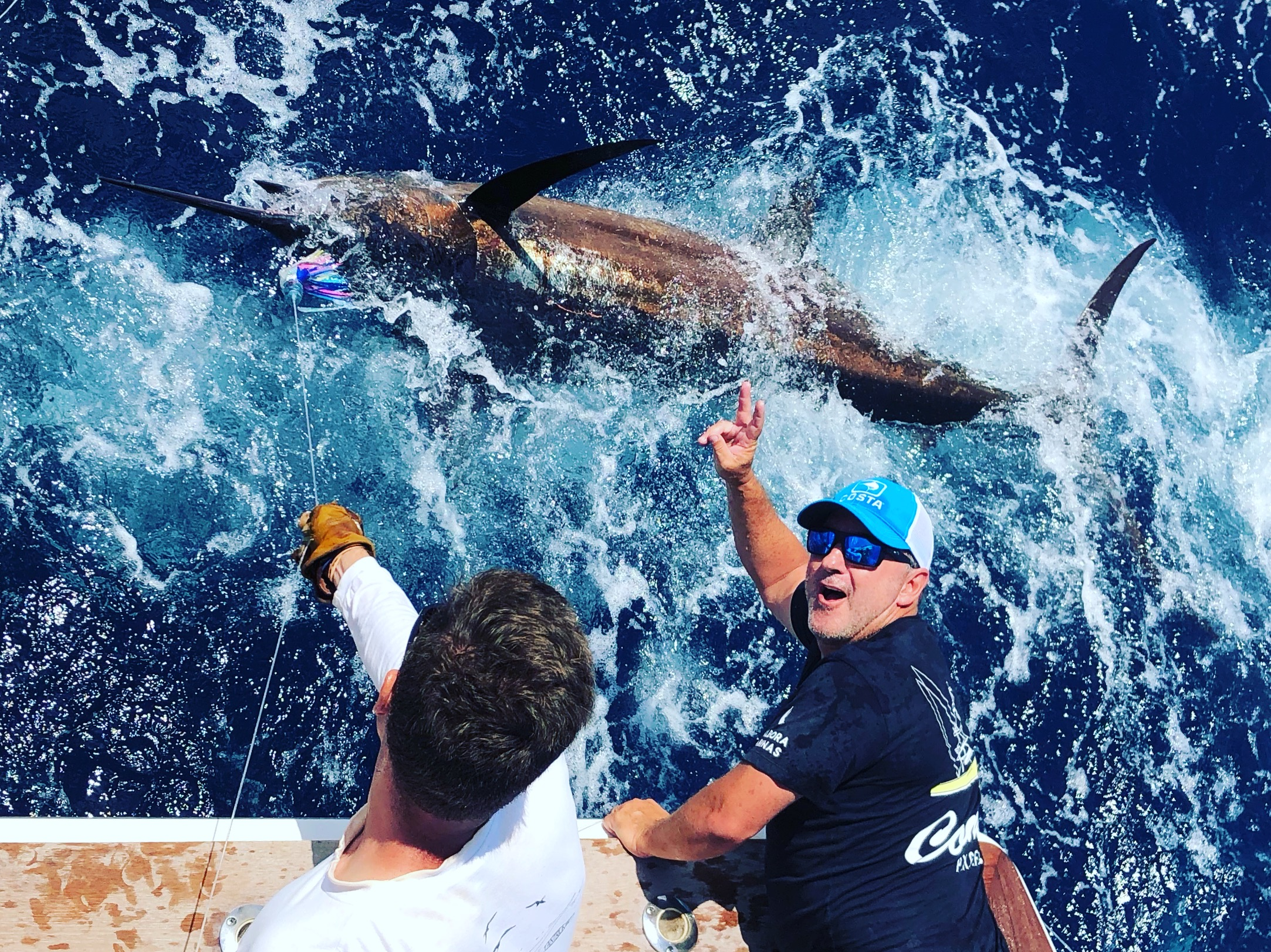 Cookie Sets State Record For Most Blue Marlin Caught In One Day!